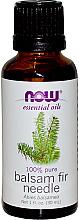 Düfte, Parfümerie und Kosmetik 100% Reines ätherisches Tannenöl - Now Foods Essential Oils 100% Pure Balsam Fir Needle