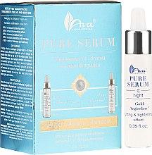 Düfte, Parfümerie und Kosmetik Tages- und Nachtserum für das Gesicht mit Lifting-Effekt - Ava Laboratorium Pure Serum