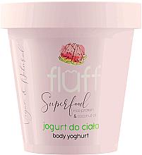 Düfte, Parfümerie und Kosmetik Körperjoghurt mit Wassermelone - Fluff Body Yogurt Watermelon