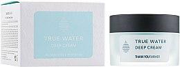 Düfte, Parfümerie und Kosmetik Ultra feuchtigkeitsspendende Gesichtscreme - Thank You Farmer True Water Deep Cream