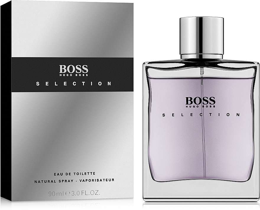 Hugo Boss Boss Selection - Eau de Toilette  — Bild N2
