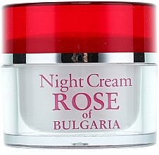 Düfte, Parfümerie und Kosmetik Nachtcreme - BioFresh Rose of Bulgaria Rose Night Cream