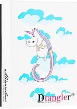 Düfte, Parfümerie und Kosmetik Entwirrbürste blau, rosa 2 St. - KayPro Dtangler Unicorn