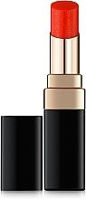 Düfte, Parfümerie und Kosmetik Feuchtigkeitsspendender Lippenstift mit Glanzeffekt - Chanel Rouge Coco Flash