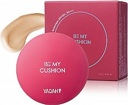 Düfte, Parfümerie und Kosmetik Cushion Foundation LSF 50 - Yadah Be My Cushion SPF50 PA +++
