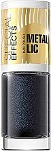 Düfte, Parfümerie und Kosmetik Nagellack - Eveline Cosmetics Special Effects Metallic Nail Polish