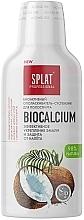 Düfte, Parfümerie und Kosmetik Erfrischende Mundspülung Biocalcium - Splat Biocalcium Mouthwash