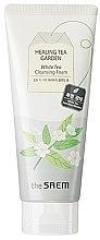 Düfte, Parfümerie und Kosmetik Gesichtsreinigungsschaum mit weißem Tee - The Saem Healing Tea Garden White Tea Cleansing Foam