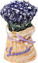 Düfte, Parfümerie und Kosmetik Dekorative Kerze Lavender Bag - Artman Year-Round Candle Lavender Bag Ø9x7cm H16cm