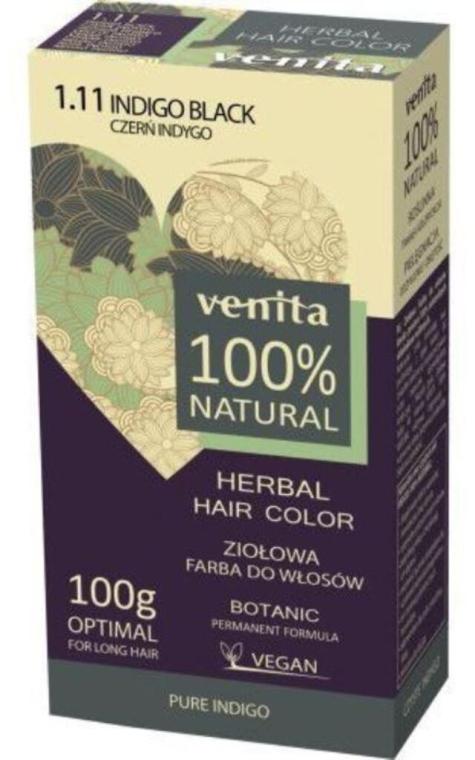 Henna für Haare - Venita Natural Herbal Hair Color