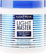 Düfte, Parfümerie und Kosmetik Additiv zum Aufhellungspulver - Light Master Freehand Additive Hair Lightening Product