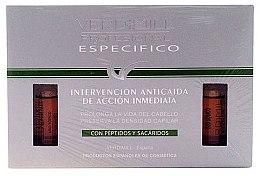 Düfte, Parfümerie und Kosmetik Ampullen gegen Haarausfall - Verdimill Professional Ampoules Fall Protection Shock Treatment