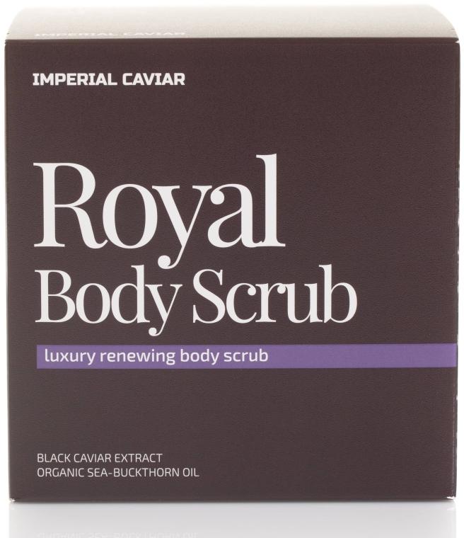 Glättendes Körperpeeling - Natura Siberica Fresh Spa Imperial Caviar Royal Body Scrub — Bild N1