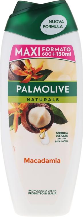 Duschgel mit Macadamia - Palmolive Naturals Macadamia Shower Gel