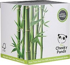 Düfte, Parfümerie und Kosmetik Kosmetiktücher aus Bambus in Schachtel 56 St. - Cheeky Panda Bamboo Facial Tissue Cube