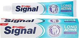 Düfte, Parfümerie und Kosmetik Zahnpasta mit Mikrogranulaten - Signal Long Active Intensive Cleaning