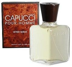 Düfte, Parfümerie und Kosmetik Capucci Man - Beruhigende After Shave Lotion