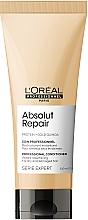 Düfte, Parfümerie und Kosmetik Haarspülung für geschädigtes Haar - L'Oreal Professionnel Absolut Repair Gold Quinoa +Protein Conditioner