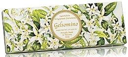 Düfte, Parfümerie und Kosmetik Naturseifenset Jasmin - Saponificio Artigianale Jasmine Scented Soap (Seife 3St. x100g)