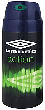Düfte, Parfümerie und Kosmetik Umbro Action - Deospray