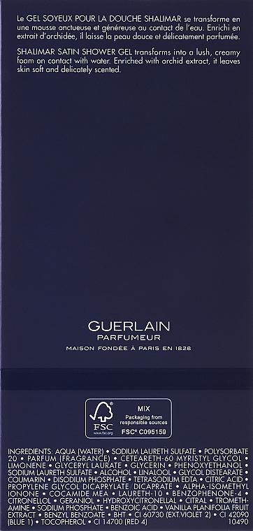 Guerlain Shalimar - Duschgel — Bild N3