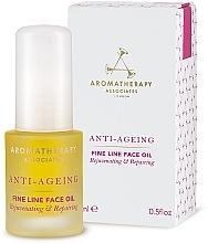 Düfte, Parfümerie und Kosmetik Anti-Falten Gesichtsöl - Aromatherapy Associates Anti-Ageing Fine Line Face Oil
