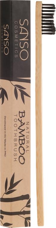 Bambuszahnbürste - Sanso Cosmetics Natural Bamboo Toothbrushes