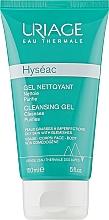 Düfte, Parfümerie und Kosmetik Hypoallergenes Gesichtsreinigungsgel für fettige und Mischhaut - Uriage Hyseac Cleansing Gel Combination to oily skin