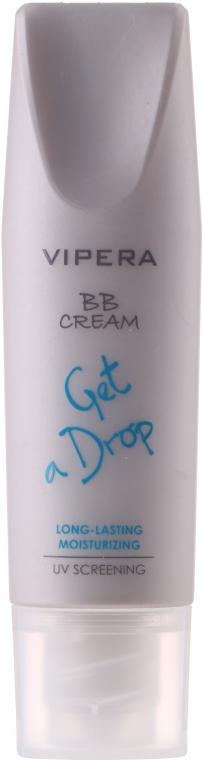 Feuchtigkeitsspendende BB Creme für trockene und normale Haut - Vipera BB Cream Get a Drop
