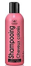 Düfte, Parfümerie und Kosmetik Haarshampoo mit Preiselbeere, Granatapfel und Aloe Vera-Extrakt - Naturado Shampooing Cheveux Colores