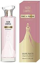 Düfte, Parfümerie und Kosmetik Naomi Campbell Pret a Porter Silk Collection - Eau de Toilette