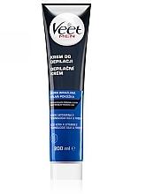 Düfte, Parfümerie und Kosmetik Enthaarungscreme für Männer - Veet Men Silk & Fresh Sensitive Skin Cream