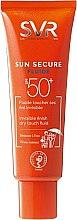 Düfte, Parfümerie und Kosmetik Sonnenschutz-Fluid - SVR Sun Secure Dry Touch Fluid SPF 50
