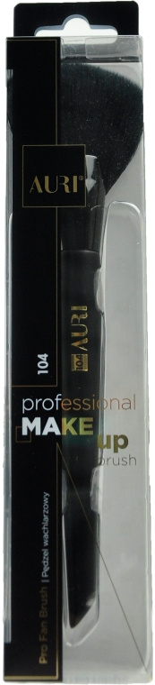 Make-up Pinsel 104 - Auri Professional Fan Brush 104