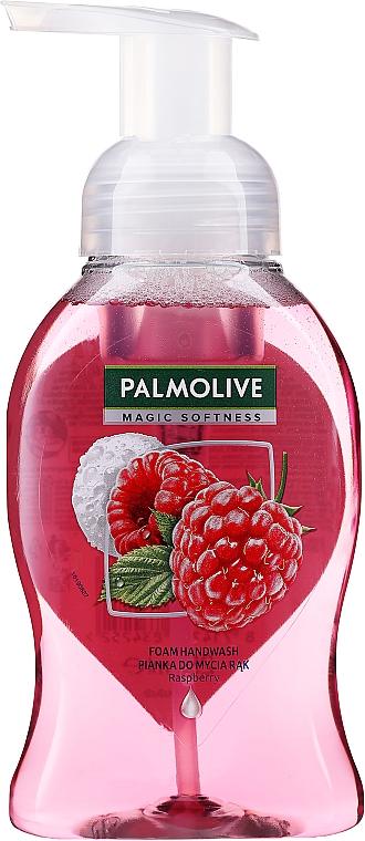 Flüssigseife - Palmolive Magic Softness Foaming Handwash Raspberry