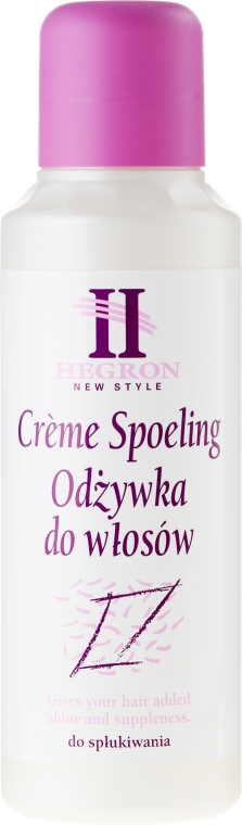 Haarspülung für geschädigtes Haar - Tenex Hegron Creme Spoeling Hair Conditioner