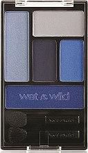 Düfte, Parfümerie und Kosmetik Lidschattenpalette - Wet n Wild Color Icon Eyeshadow Palette 5 Pan