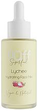 Düfte, Parfümerie und Kosmetik Feuchtigkeitsspendende Gesichtsmilch mit Litschi - Fluff Lychee Hydrating Face Milk