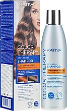 """Düfte, Parfümerie und Kosmetik Shampoo für alle Haartypen """"Kalina & Melisse"""" - Kativa Color Therapy Anti-Orange Effect Shampoo"""