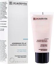 Düfte, Parfümerie und Kosmetik Erfrischender Gesichtsbalsam mit Aprikosenextrakt - Academie Radiance Aqua Balm