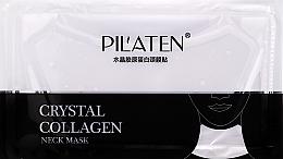 Düfte, Parfümerie und Kosmetik Halsmaske mit Kollagen - Pilaten Collagen Crystal Neck Mask