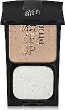 Düfte, Parfümerie und Kosmetik Gesichtspuder - Make Up Factory Compact Powder