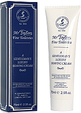 Düfte, Parfümerie und Kosmetik Luxuriöse Rasiercreme - Taylor of Old Bond Street Mr. Taylor Shaving Cream (Tube)