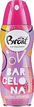 Düfte, Parfümerie und Kosmetik Trockener Lufterfrischer City Break Barcelona - Brait Dry Air
