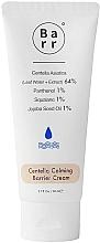 Düfte, Parfümerie und Kosmetik Beruhigende Gesichtscreme mit Centella Asiatica und Jojobaöl - Barr Centella Calming Barrier Cream