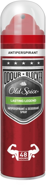 Deodorant für Männer - Old Spice Lasting Legend Dezodorant Spray