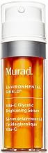 Düfte, Parfümerie und Kosmetik Aufhellendes Gesichtsserum mit Vitamin C und Glykolsäure - Murad Environmental Shield Vita-C Glycolic Brightening Serum