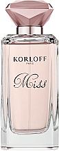 Düfte, Parfümerie und Kosmetik Korloff Paris Miss - Eau de Parfum
