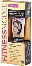 Düfte, Parfümerie und Kosmetik Alginat-Gesichtsmaske mit Schwarzer Tonerde und Minerallien - Fito Kosmetik Fitness Model