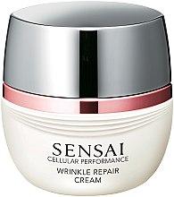 Anti-Falten Gesichtscreme - Kanebo Sensai Cellular Performance Wrinkle Repair Cream — Bild N2